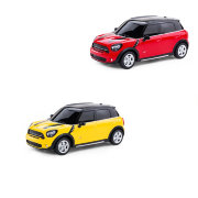 Машина р/у Mini Countryman (на бат., свет), 1:14, Rastar
