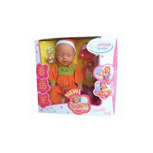 Warm baby кукла пупс warm baby (05065)