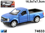 "AUTOTIME Машинка ""Ford F150 2018"" 1:36"